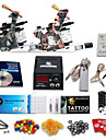 kit de tatouage demarreur 2 machines