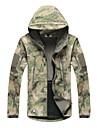 Tops/Veste ( Camouflage ) de Camping & Randonnee/Chasse - Etanche/Respirable/Resistant aux ultraviolets/Resistant a la poussiere/meche  a