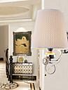 Kristall / Flush Mount Lights Vägglampetter,Modern/Samtida E26/E27 Metall