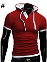 T-Shirts ( Coton/Tricot ) Informel/Travail Manches courtes