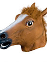 kůň zvíře latex halloween head maska