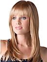 natural do cabelo curto em linha reta de alta qualidade sem tampa mono top humano perucas de sete cores para escolher