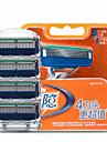 Gillette Fusion manuella mäns rakblads påfyllnad 4 count