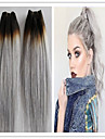 3Pcs/Lot 8A Grey Hair Weave Body Wave Brazilian Virgin Human Grey Hair Extensions Grey Hair Weft Hair Bundles