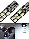 LED - Dimljus/Instrumentljus/Sidoljus/Blinkerljus/Bromsljus/Backljus ( 6000K Bilar/SUV
