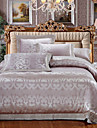 yuxin® dagars full ihåliga bomull Jacquard 4 st bröllopssvit 1.5m-1.8m säng / 2,0 underlagsängkläder set