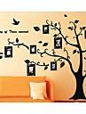 fotoram träd väggdekorationer zooyoo2141 barn rum vägg arts vardagsrumvägg dekaler