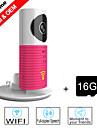 besteye® 16 GB TF kort och smart kamera ip med ir mörkerseende trådlös övervakning wifi kamera