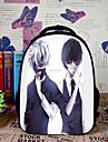 Väska Inspirerad av Tokyo Ghoul Cosplay Animé Cosplay Accessoarer Väska / ryggsäck Vit Nylon / PVC Man / Kvinna