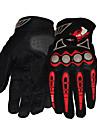 Motorcykel Handskar Helt finger Gummi/Tyg/Mjukt Läder/Polypropylene Fiber M/L/XL Röd/Svart/Blå/Orange