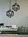 Lumini pandantiv ,  Țara Retro Vopsire Caracteristică for Stil Minimalist MetalSufragerie Dormitor Bucătărie Baie Cameră de studiu/Birou