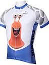 PALADIN® Cykeltröja Herr Kort ärm CykelAndningsfunktion / Snabb tork / Ultraviolet Resistant / Kompression / Lättviktsmaterial / Back