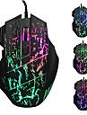 2015 nouvelle dpi 7 bouton arrivee 5500 a conduit optique souris de gamer de souris USB filaire souris d\'ordinateur souris de jeu pour les