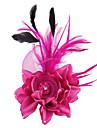 Women\'s Rose Flower Wedding Bridal Headpieces Fascinators