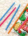 sac clip stockage de cuisine fraiche joint alimentaire baton zip organisateur ensemble de 6 (couleur aleatoire)