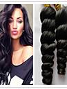 3st / lot brasiliansk lös våg brasilianskt jungfruligt hår obearbetade löst våg billig människohår