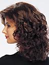 Europeiska och amerikanska ppopular hög kvalitet mode hårfärg peruker naturliga våg peruker
