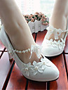Chaussures de mariage - Blanc - Mariage / Soiree & Evenement - Talons - Talons - Homme