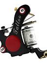 Rotary Tatueringsmaskin Professiona Tatueringsmaskiner Legering Liner and Shader Hand-monterad