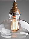 50-60W Modern / Traditionell/Klassisk / Rustik/Stuga / Vintage / Kontor/företag / Rustik Målning Kristall Hängande lamporLiving Room /