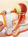 haute qualite creative manuel pomme en acier inoxydable machine a eplucher (couleur aleatoire)