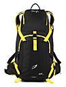 Vattentät/Regnsäker/Bärbar/Multifunktionell - Backpacker-ryggsäckar/Cykling Ryggsäck/Ryggsäcksskydd ( Grå/Svart , 35 )