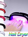 al-0701 mote baerbar 9w 100-240V LED lys bro formet mini herding nail toerketrommel spiker kunst lampe omsorg maskin