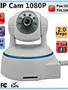 Full HD 1080P 2.0MP Mega Wifi Wireless PTZ IP Camera P2P Onvif IR Night SD Card For Home Security