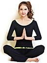 Yoga Klädesset/Kostymer Lättviktsmaterial Stretch Fotbollströjor Dam-Shuya®,Yoga Pilates Motion & Fitness Fritid Sport Löpning
