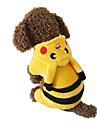 Dog Costume / Coat / Hoodie / Clothes/Jumpsuit / Outfits Blue / Yellow Dog Clothes Winter / Spring/Fall Cartoon / AnimalCosplay /