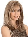 nyanlända medel perfekt europeisk syntetiskt hår peruk