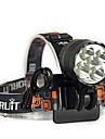 LT Lampes Frontales / Eclairage de Velo / bicyclette LED 7000 Lumens 3 Mode Cree XM-L T6 18650Etanche / Rechargeable / Resistant aux