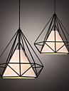 Moderno / Contemporaneo / Tradicional/Clasico / Rustico/Campestre / Cosecha LED Metal Lamparas ColgantesSala de estar / Dormitorio /
