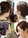 Sydkoreanska håret fullt diamant hårnål grepp rosett klipp