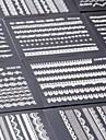 Schattig / Punk - Vinger - Nagelsieraden - PVC - 5pcs - stuks 62mm*52mm - ( cm )