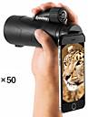 Eyeskey® 12x 50 mm Monokulär BAK4 Generisk / Hög upplösning / Nattseende / Vattentät / Vädertålig 246ft/1000yds Full multibeläggning