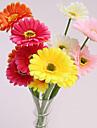 Polyester Chrysanthemum Konstgjorda blommor