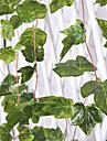 Une succursale Soie Plantes Guirlande et Fleur Murale Fleurs artificielles 240cm*9cm*9cm