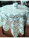 1 Melange Poly/Coton Carre Nappes de table