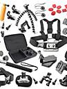 Accessoires pour GoProEtui de protection / Monopied / Trepied / Sacs / Vis / Buoy / Grande Fixation Ventouse Camera Sportive / Avec