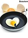 Stainless Heart-shaped Fried Egg Mold