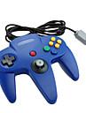# - N64 - med Gaming Handle - av Metall / ABS - PS/2 - Styrenheter - till Nintendo Wii