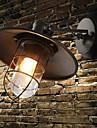 Flush Mount Lights Vägglampetter,Rustik Metall