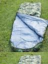 Sac de couchage Rectangulaire Simple Coton 210cm X 75cm Camping / Plage / Voyage / ChasseResistant a l\'humidite / Resistant a la