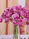 Une succursale Polyester Orchidees Fleur de Table Fleurs artificielles 41cm*13cm*13cm