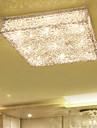 Contemporain / Traditionnel/Classique LED Peintures Metal Montage du fluxSalle de sejour / Chambre a coucher / Salle a manger /