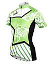 PALADIN® Cykeltröja Dam Kort ärm CykelAndningsfunktion / Snabb tork / Ultraviolet Resistant / Kompression / Lättviktsmaterial / Back