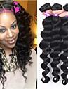 3st massor obearbetat brasilianska jungfru hår lös våg protea hårprodukter klass 6a 100% mänskliga väv bunt hår
