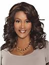 eleganta kvinnor lady syntheic peruk förlängningar blandas färg och högsta kvalitet