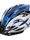 Sport Unisex Cykel Hjälm 22 Ventiler Cykelsport Bergscykling Vägcykling Klättring One size PC eps PVC Vit Rosa Svart Annat